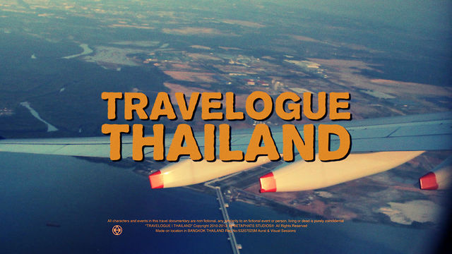 Travelogue | Thailand