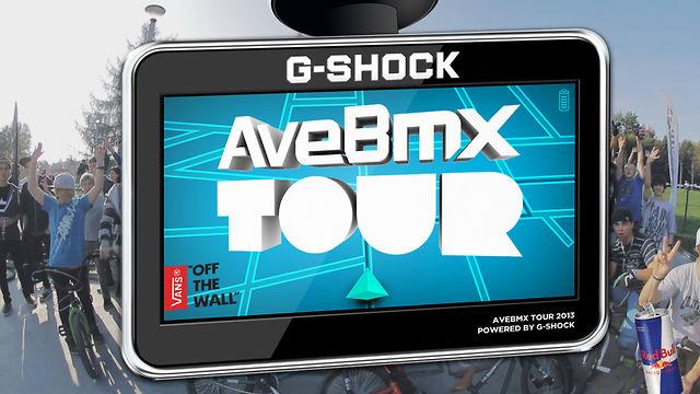AveBmx Tour wspierany przez G-SHOCK, Vans, Red Bull po raz trzeci rusza w TOUR po Polsce!