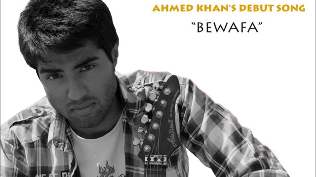 Bewafa by Ahmed Khan