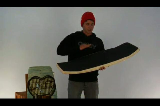 Danny Hampson&#039;s 2010 Wakeskates