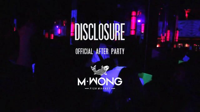 Disclosure @ Mr. Wong /// 27 March 2013