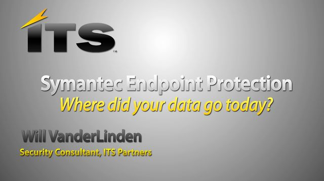 Symantec endpoint protection 11 0