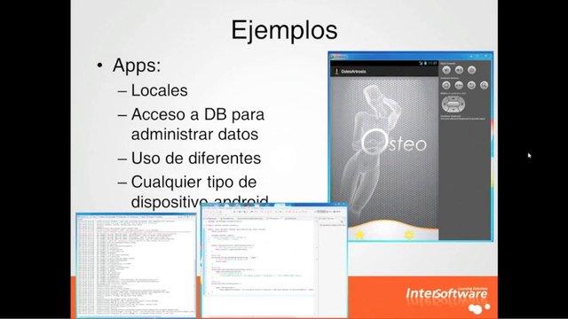 Webinar Curso Desarrollo de Aplicaciones Android