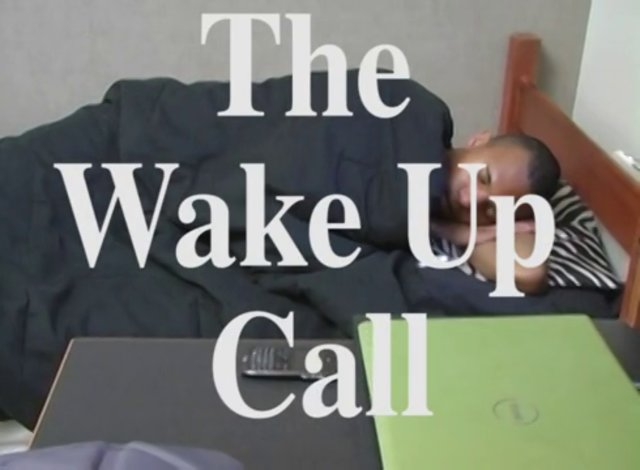 The Wake Up Call (2011)