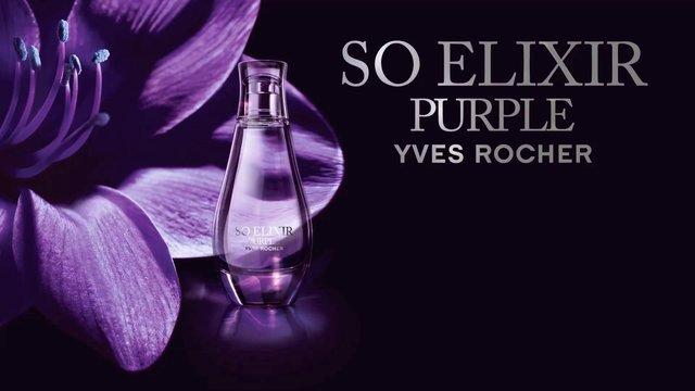 So Elixir Purple - Yves Rocher!