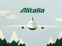 Alitalia - Excellence at the controls