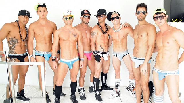 "Andrew Christian ""Road Trip to Miami Beach: Winter Party Festival"""