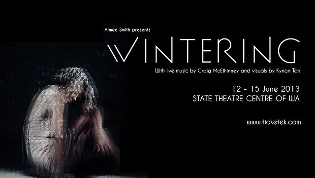 WINTERING presented by Aimee Smith