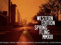 WE Spring Fling MMXIII