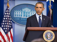 President Obama Speaks on Explosions in Boston