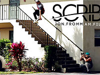 Mr. Fromm definitely exceeded limitations in this piece! Perfection and control should be his real first and middle name. Check out this edit, it surely is one for the books. Support Jon and Scribe Industries by purchasing the new Signature AM v1 wheel now available around the globe!    Editing by: George Holmquist  Cinematography by: Kennrick Chiocca, Danny Mejia, Omar Rodriquez, and Ryan Strauss  Music: Chamillionaire - Slow Loud & Banging    ROLLSCRIBE.COM