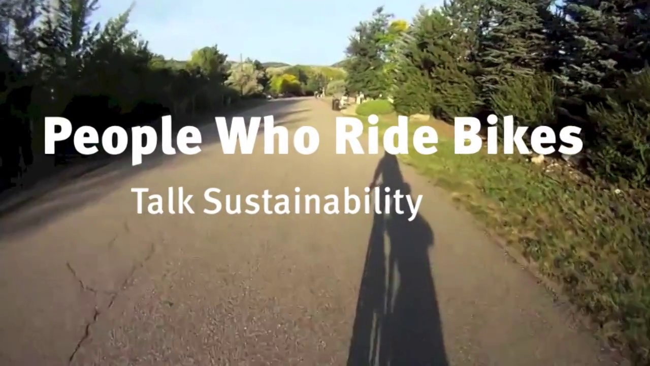 BLC Bike Study - Bikers talk Sustainability