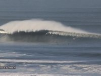 Ocean Beach Jan 2013 Swell Raw Dog Footage