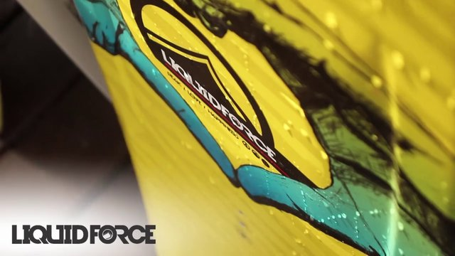 Liquid Force Free For All 2013 - Ski Rixen Recap