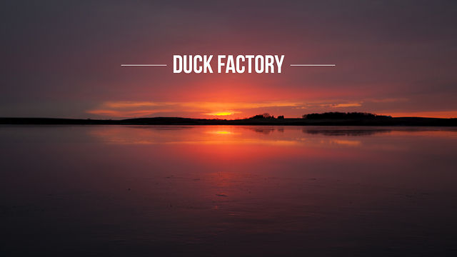Duck Factory Teaser - Hunting Film Tour