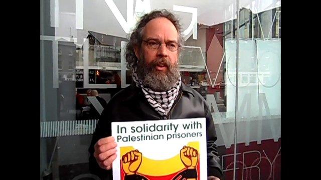 Scottish trade union solidarity on Palestinian Prisoners Day 2013