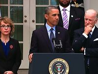 President Obama Speaks on Common-Sense Measures to Reduce Gun Violence