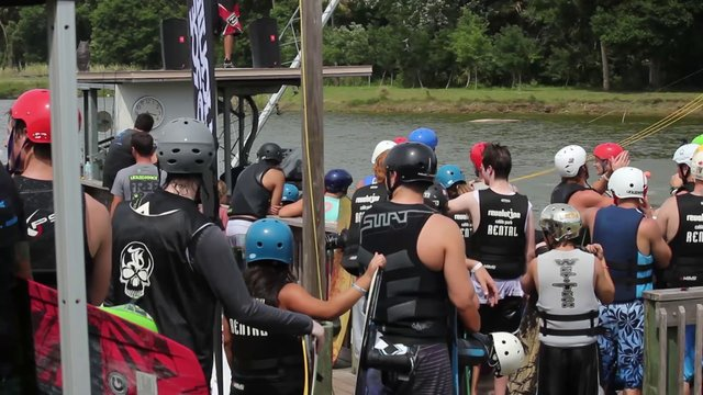 Liquid Force Free For All 2013 - Revolution Cable Park Recap