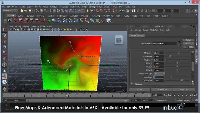 imbueFX - Cascade: Flow Maps & Advanced Materials in VFX