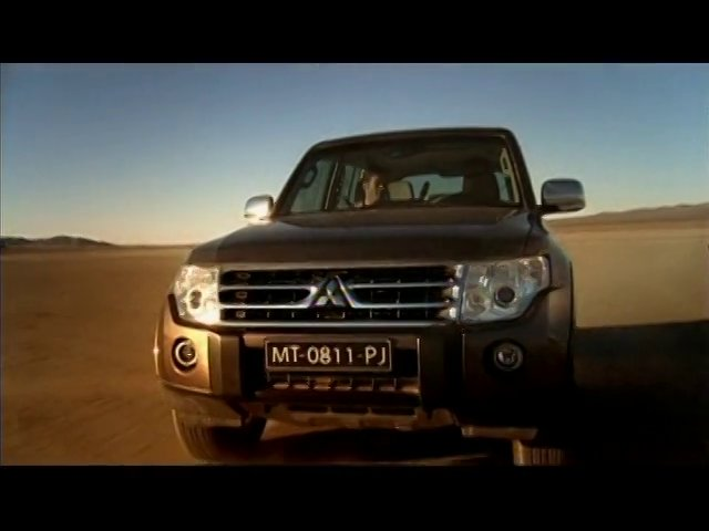 Mitsubishi Motors Pajero - Around The World