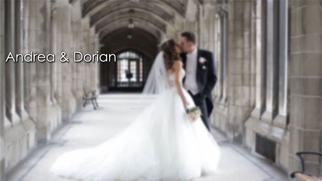 Liberty Grand wedding | Andrea & Dorian