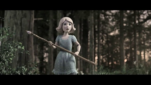 Wesley Chandler Animation Demo Reel 2013