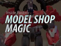 Where The Toys Come From: Inside Hasbro's Model Workshop