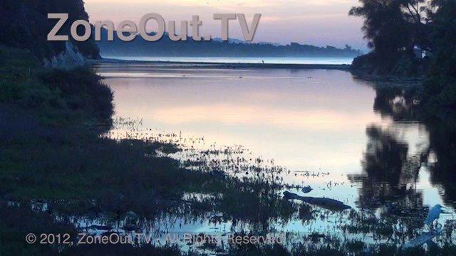 ZoneOutTV - Sunrise Lagoon Sample