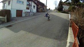 RAP à roulettes - b² longboards