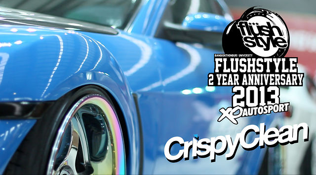CrispyClean    2 Year Anniversary FlushStyle    by.C N J