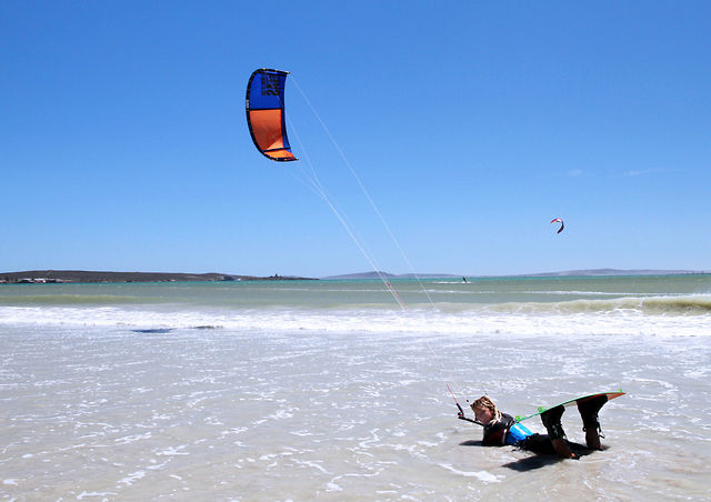 Kitesurfing News - Paula Novotna Profile