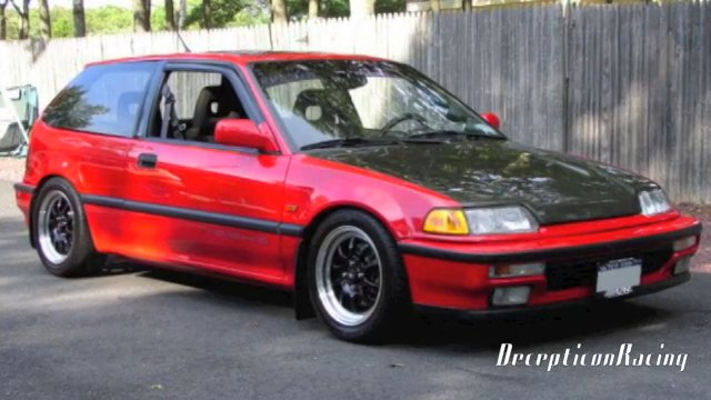 1991 Honda Civic SI EF Hatchback on Vimeo