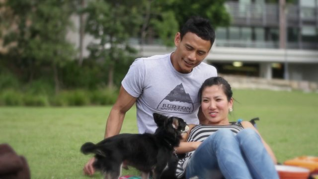 Linda and Alves Love Story - A Pre-Wedding Film