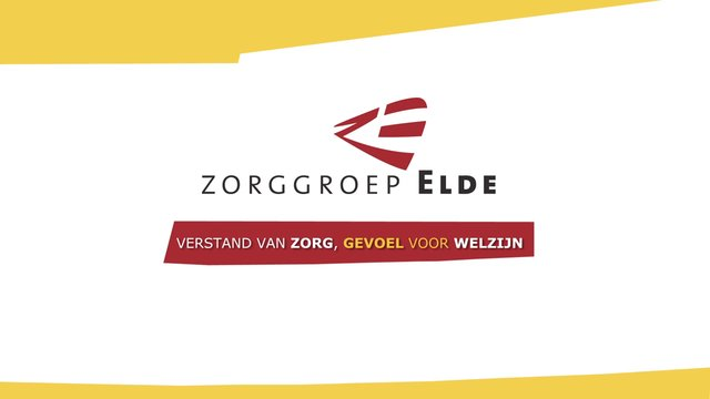 Zorggroep Elde corporate film