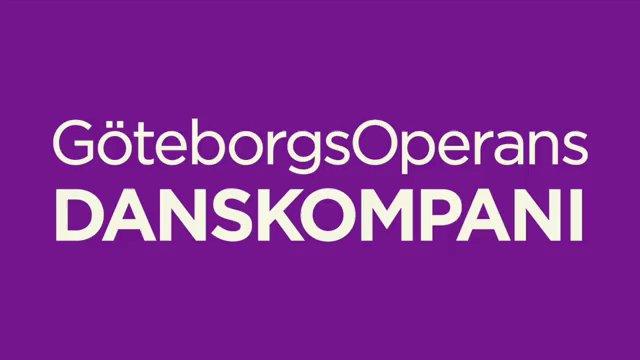 Forsman & Bodenfors - GöteborgsOperan Danskompaniet #1