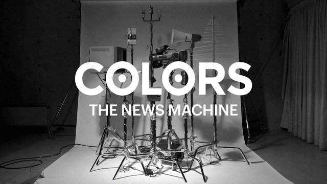 The COLORS #86 News Machine