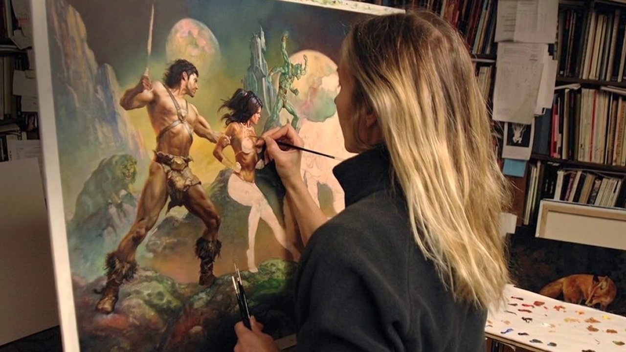 Art Of Painting  Book
