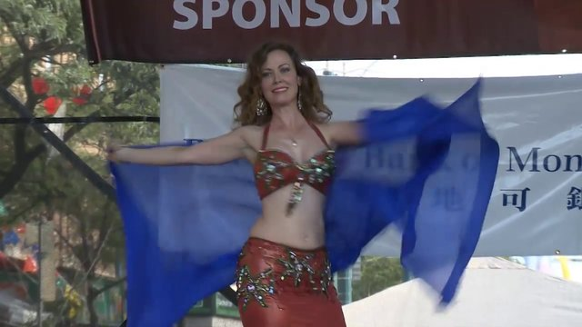 ChineseFest: Multicultural Dance, Belly Dance 04