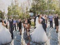 Коля + Леся (свадьба, сентябрь 2012)