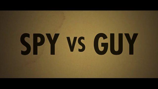 Spy vs Guy