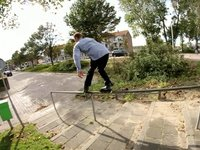 in 2012 people filmed some clips for me during some sessions.  here is what come out of the clips i recieved  from my friends    thanx to  a good friend that always helps me out with edit's .   here is my 2012 profile.  my first profile ever.  hope to show you some more in 2013.    thanx Remco Timmermans for making the edit    i wane thank the folllow people for filming and supporting my during the sessions...  - Remco Timmermans  - Govert van der Klei   - Donny Koster   - Bart Visser   - Thijs Tel   - Pieter Wijnant, Olga Bouwhuis and Rik van Huik from Adapt Brand  - Riano van den Heuvel  - jordan illingworth      not my sponsors but they are my friends and i support them  skateshop www.thisissoul.nl - Ivo Vegter  skate brand www.adaptbrand.com - pieter and olga