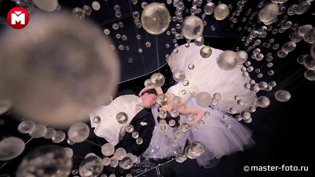 Фото и видеосъемка свадьбы в Доме офицеров