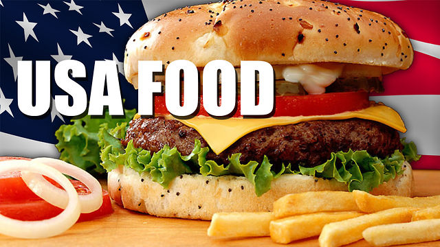 usa or united states of america hollywood is the city of On cuisine usa