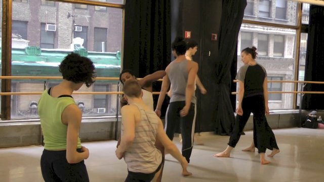 "Dance Up Close with Stephen Petronio Company-Details and World Theater - ""Like Lazarus Did"""