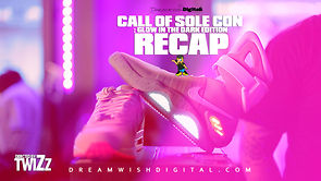 CALL of SOLE CON : Glow In The Dark Edition RECAP | Dir By TwiZz