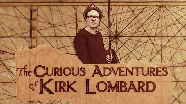 Episode 4 - The Curious Adventures of Kirk Lombard - Salmon
