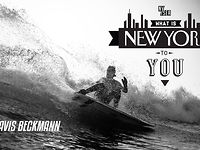 What Is New York To You | Travis Beckmann