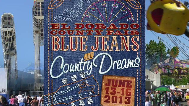 EL DORADO COUNTY FAIR