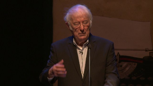 Cúirt 2013: Seamus Heaney - Oysters & Ballinahinch Lake
