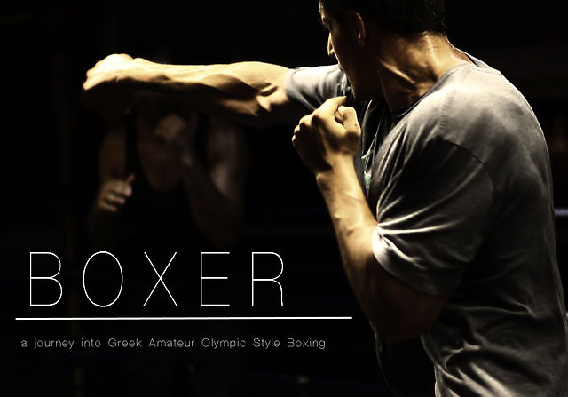 BOXER TRAILER (World Premier)